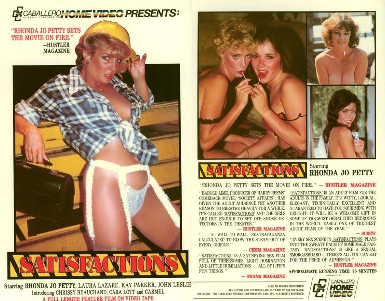 Honey Wilder & Carmel – Satisfactions (1982)