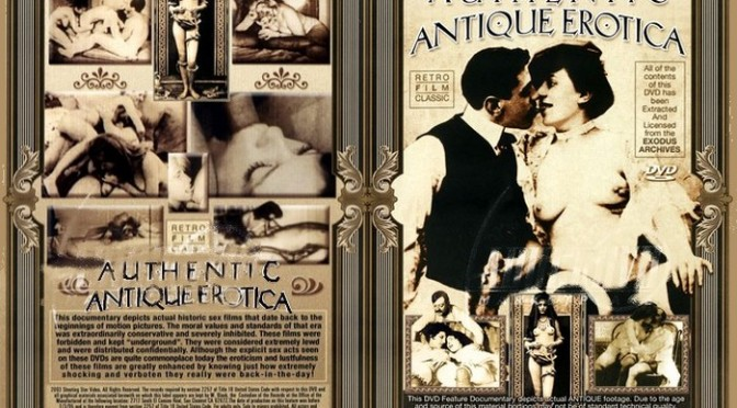 Authentic antique erotica Vol.2