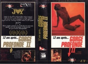 12 ans après… Gorge profonde II (1984)