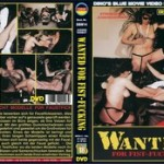 Wanted For Fist-Fucking (Dino, Dino's Blue Movie) (1987) – Classic German Porn