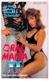 Oral Mania 2 (1987) – USA Classic Porn Movie