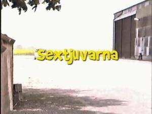 Sextjuvarna (1988) – Swedish Classic Porn Movie