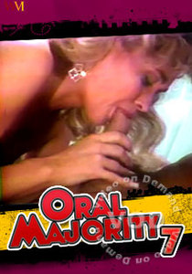 Oral Majority 7 (1989) - Classic American Porn Movie