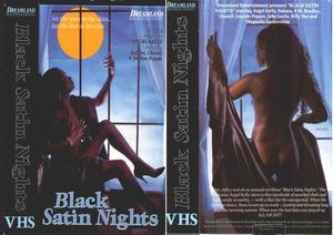 Black Satin Nights (1988) - American Black Classic Porn Movie