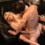 Attractive Blonde Secretary Fucked Hard in Office Room – Vintage Porn