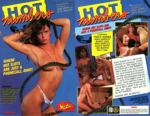 Hot Numbers (1984) - USA Classic Porn Movie