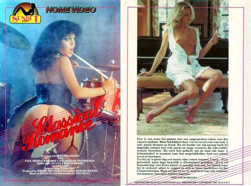 Classical Romance (1984) - American Vintage Porn Movie