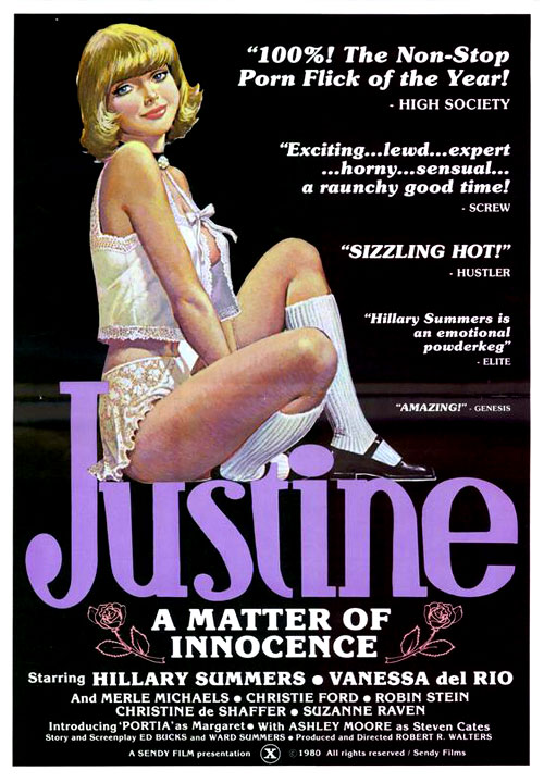 Justine - A Matter of Innocence HD Quality (1980)