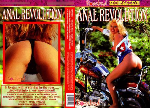 Anal Revolution (1991) - USA Vintage Porn Movie