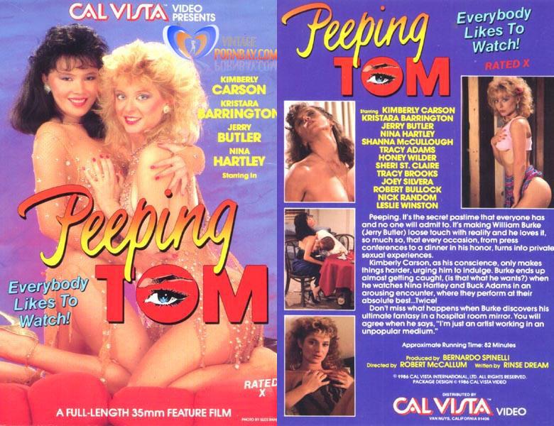 tom porn movie Peeping
