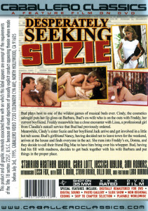 Desperately Seeking Suzie  (1985)