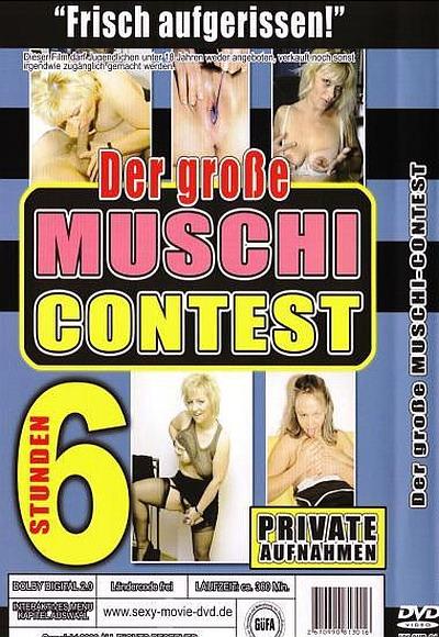 Der große Muschi Contest