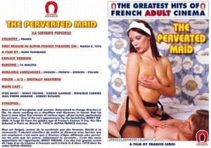 la servante perverse