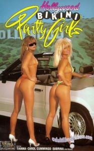 Hollywood Bikini Party Girls (1990) – American Porn Movie