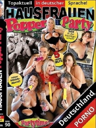 Hausfrauen Popper Party (2015)