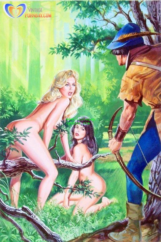 Robin Hood: The Sex Legend (1996)