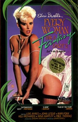 Every Woman Has A Fantasy #2 (1986)
