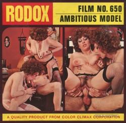 Rodox Film No.650 – Ambitious Model