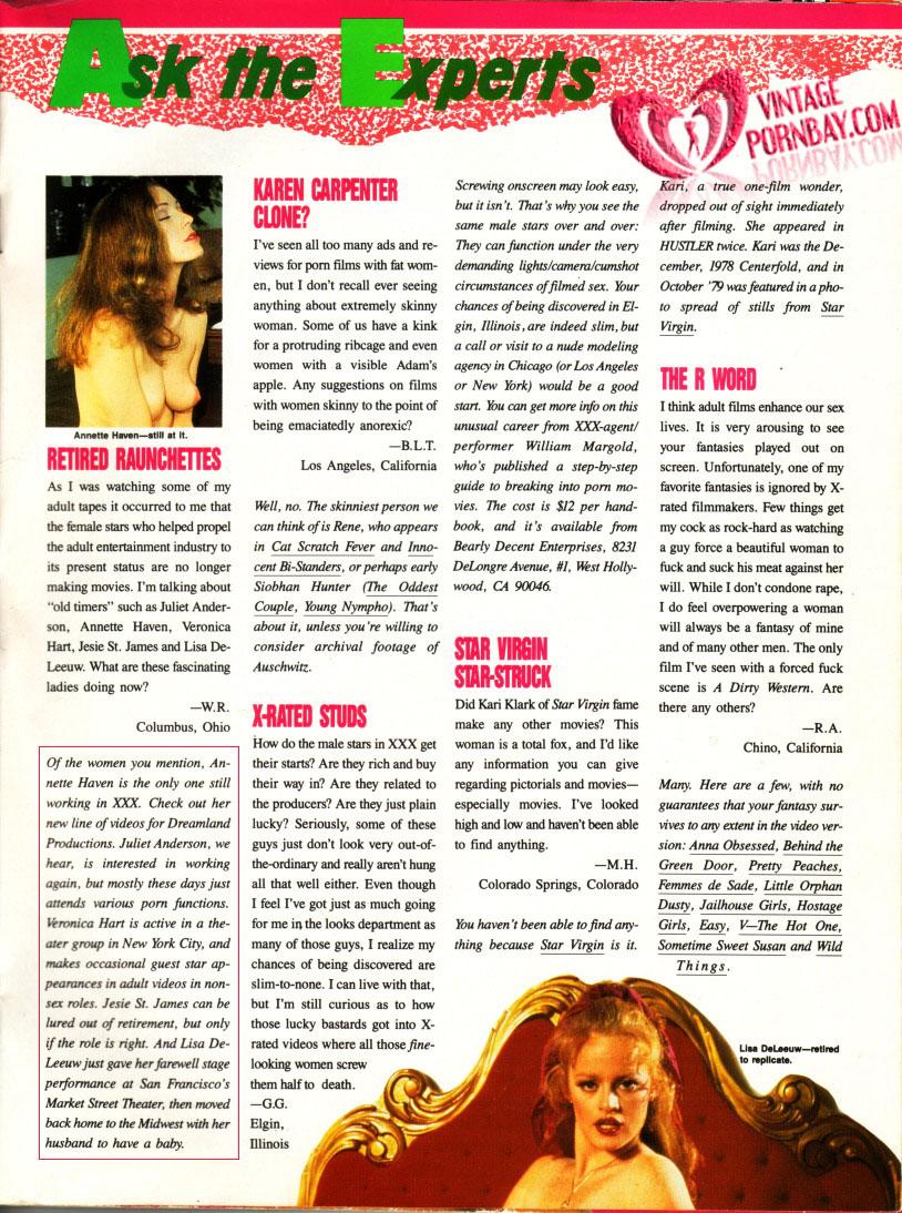 College Memories (1980) American Porn Classic [Watch & Download] –  Vintagepornbay