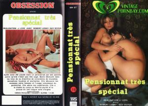 Pensionnat très special (1979) French Porn Classic