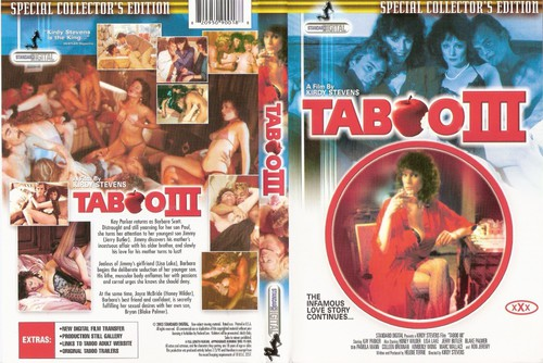 Taboo 3 (1984) – Milf Lover Porn Movie in Excellent Quality