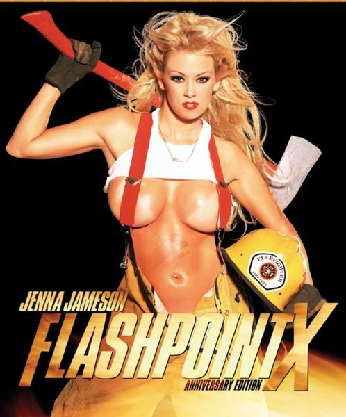 Jenna Jameguy's Flashpoint XBeast(1998)