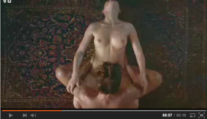 A Wild Sex Scene From Mainstream Vintage Movie