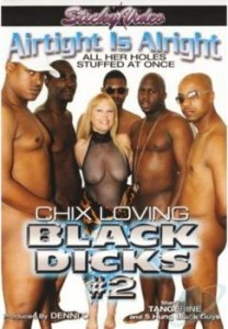 Chix Loving Black Dicks #2