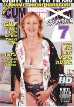 I Wanna Cum Inside Your Grandma #7