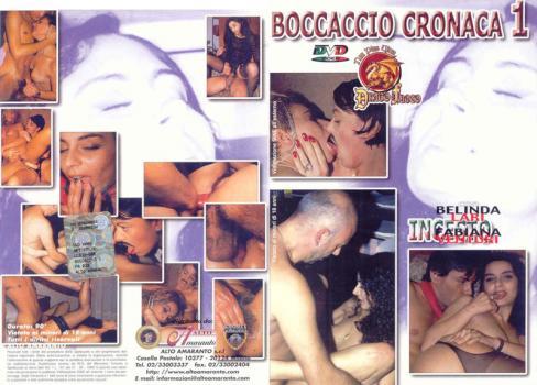 Boccaccio Cronaca 1 (1997) DVD