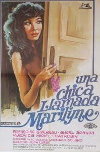 Una chica llamada Marilyne (1980)
