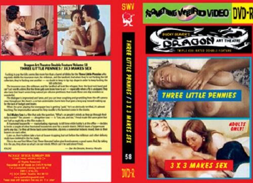 3 x 3 Makes Sex (1974)