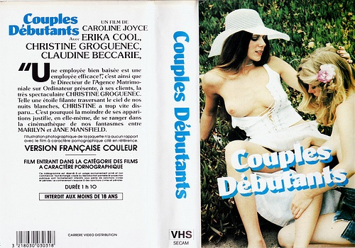 Couples Debutants (1976) - French Porn Movie