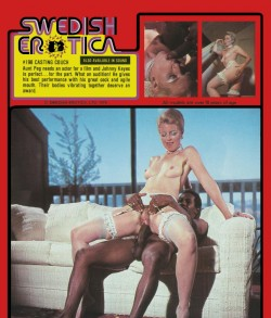 Swedish Erotica 198 – Casting Couch