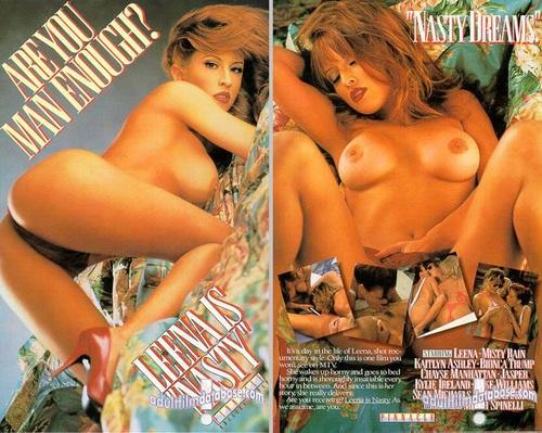 Leena Is Nasty (1994) - USA Vintage