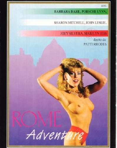 Barbara Dare's Rome Adventure