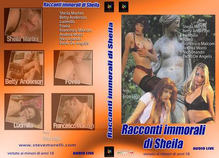 I Racconti Immorali di Sheila (1990) - Italian Vintage