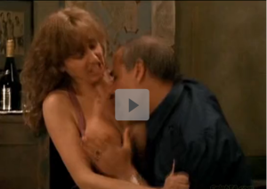 Father and StepDaughter Rough Sex Scene