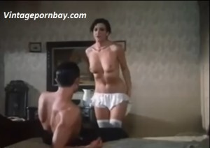 StepMom Undressing In Front Of StepSon Then She Doesn't Realize A Fuck Like This