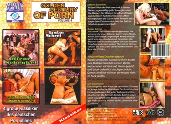 Golden Century Of Porn 4 (1970's) - German Classics