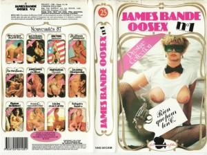 James Bande 00sex n°1 (1982)