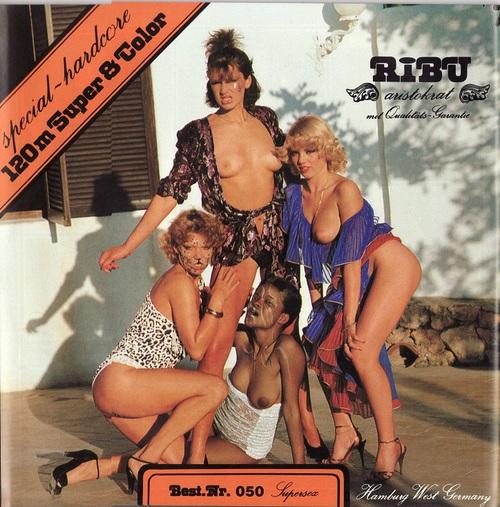 Ribu Shorts Supersex (1981)