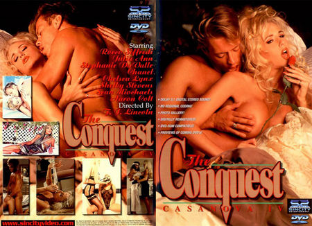 The Conquest (1994) - USA Vintage