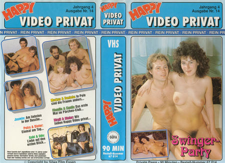 Happy Video Privat 14 – Swingerparty (1987) – German Classics