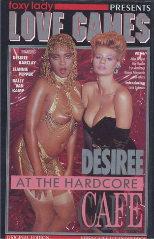 Desiree at the Hardcore Cafe(1987) - HQ Vintage