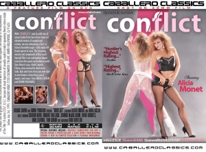 Alicia Monet's Conflict,Cabellero Classics*WATCH NOW!