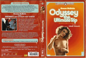 Odyssey : The Ultimate Trip  (1977) Wild Side Films French DVD Release MKV Version