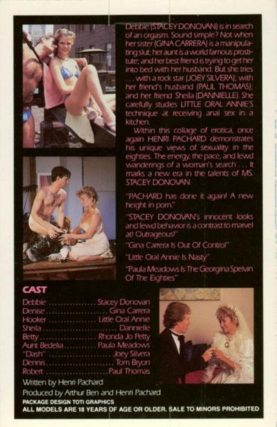 Henri Pachard's White Women 1986 (High Quality)