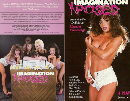 Imagination Xposed (1989) - Vintage USA Movie [HQ]
