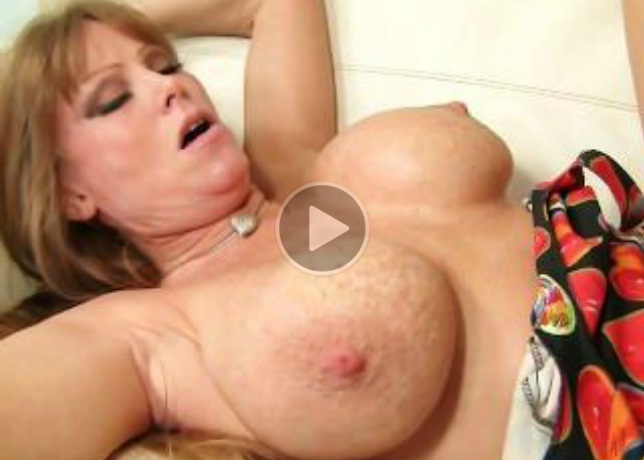 Blackmailing and Banging My Big Boobs Milf